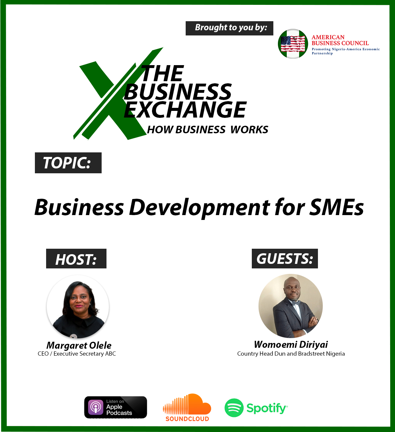 Business development for SMEs